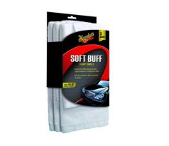 Meguiar's Soft Buff Super Terry Towel - 3ks